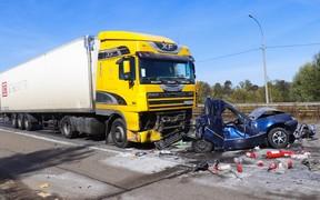 Самые опасные дороги Украины летом 2020-го