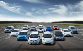 Самые популярные электромобили и гибриды Европы. Что покупают?