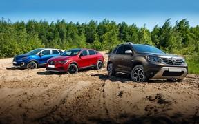 Самые популярные новые кроссоверы и SUV в Украине. Итоги июня