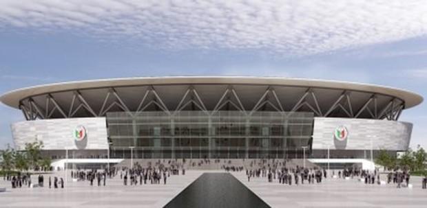 Самый большой стадион в мире построят за $212 млн.