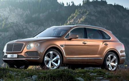 Самый быстрый внедорожник Bentley Bentayga сделают еще быстрее