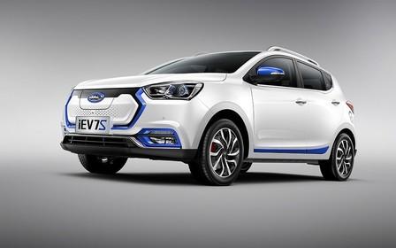 Самый доступный электромобиль в Украине привезут к ноябрю
