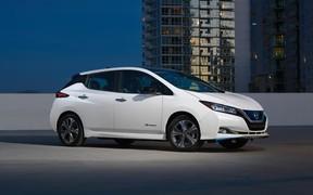 Самый мощный Nissan Leaf проедет 360 км одним махом