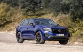 Самый мощный Volkswagen Touareg R будет гибридным. ВИДЕО