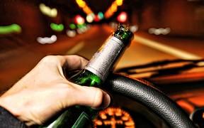 Самый пьяный город? В Киеве за неделю задержали 241 нетрезвого водителя