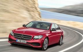 Самый умный в бизнес-классе: Mercedes-Benz представил новый E-Class