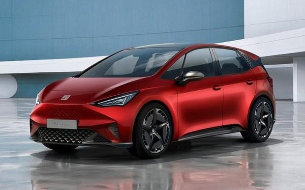 SEAT підкорив автолюбителів новим електрокаром el-Born