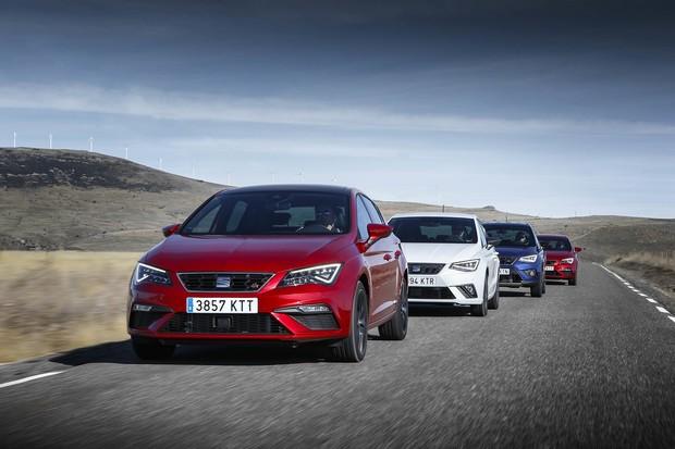 «Seat розвивається: випуск лінійки автомобілів з CNG-двигунами»