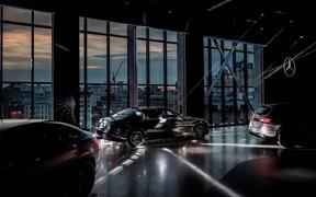 Седан Mercedes-Benz S-Class обновился
