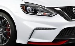 Седан Nissan Sentra получит «заряженную» версию Nismo