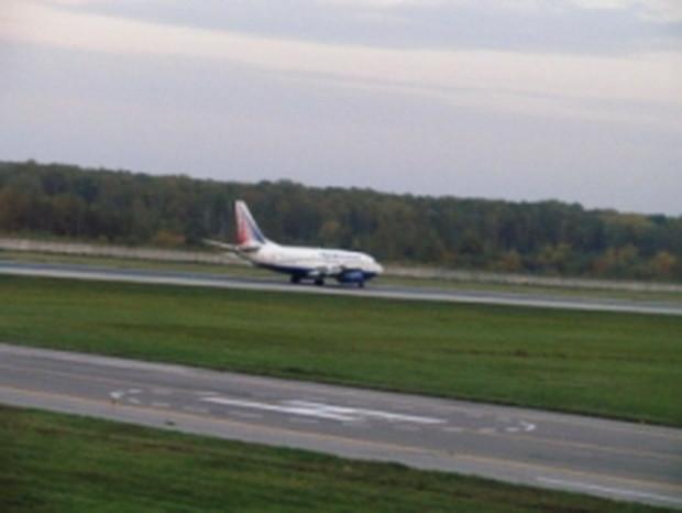 Сельские жители против расширения аэропорта Львова