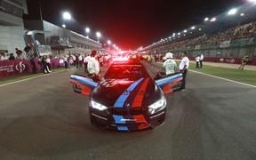 Семейство BMW M проследит за безопасностью чемпионата MotoGP