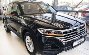 Серйозна пропозиція на серйозний автомобіль - Touaregвід 54 500 тис $