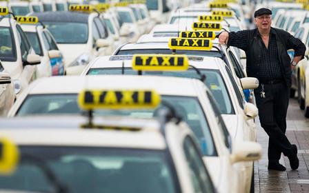 Сервис такси из Сан-Франциско начнет работать в Украине