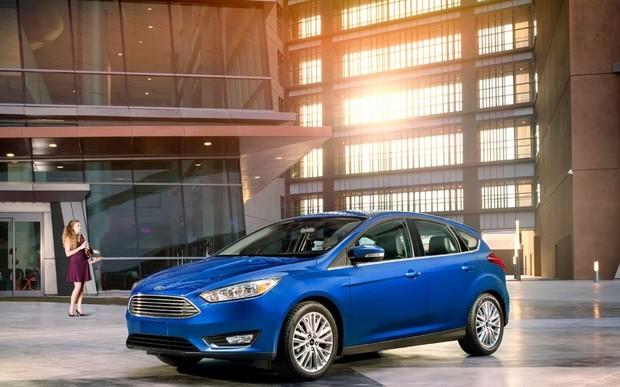 Сезонная акция на авто Ford