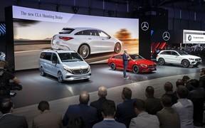 Шесть мировых премьер Mercedes-Benz в рамках Женевского автосалона 2019: от универсала CLA Shooting Brake до родстера AMG GT R
