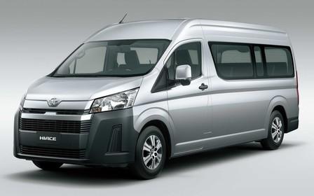 Шестое поколение Toyota Hiace поступило в продажу