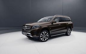 Шик, блеск, болота: Mercedes-Benz GLS получит версию Maybach