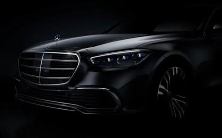 Шик, блеск, «теслота»: новый интерьер Mercedes-Benz S-Class