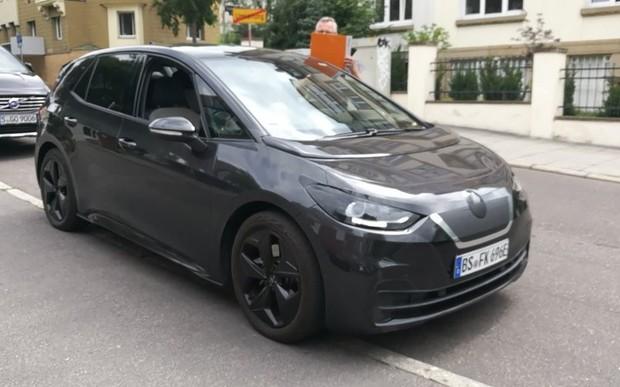 Шило в мешке: недорогой электрокар Volkswagen за 30 тыс. евро без маскировки