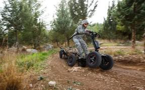 Сила тока: электрический внедорожник идет в армию. ВИДЕО