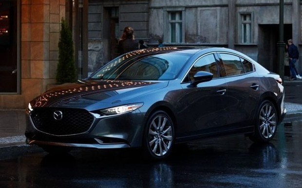 Силовая установка Mazda 3 совместит в себе эффективность трех типов двигателей