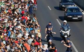 Сирийские беженцы мешают немецкому автопрому