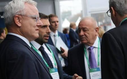 БК «Гефест» виступила партнером міжнародного інвестиційного форуму RE: THINK