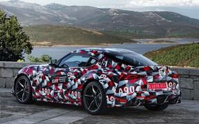 Скажи что-нибудь на «Супрском»! Как ревет новая Toyota Supra