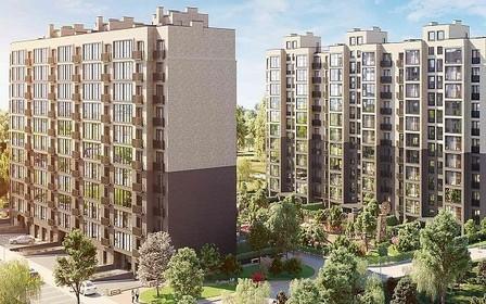 Скидки на квартиры в ЖК «Містечко Мануфактура» в размере 15%