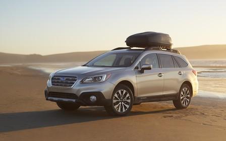 Skoda Octavia Scout против Subaru Outback: одной ногой на бездорожье