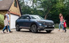 Сколько гривен за новый Honda HR-V? Объявлены цены гибридного кроссовера