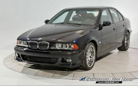 Скільки коштує ідеальний BMW M5 E39?