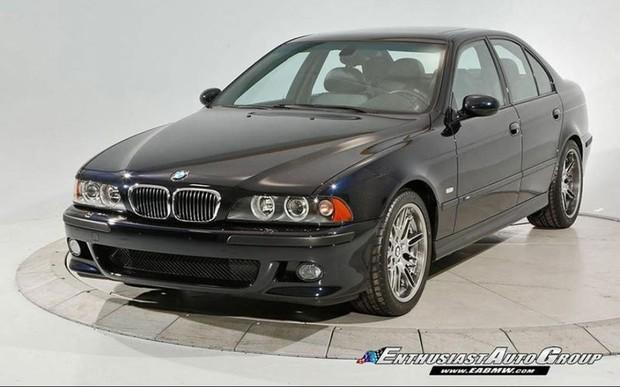 Сколько стоит идеальный BMW M5 E39?