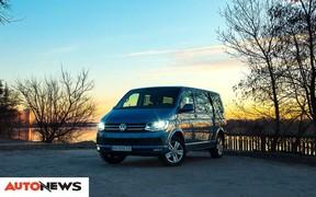 Скромна аристократичність: тест-драйв Volkswagen Multivan.