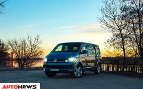 «Скромная аристократичность: тест-драйв Volkswagen Multivan»