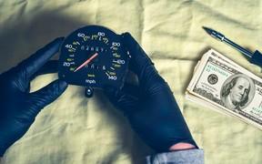 «Скрученный» пробег. Сколько на этом могут заработать мошенники?