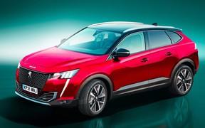Следующий Peugeot 3008 станет купе-кроссовером?