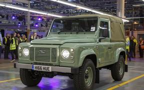 Смена эпохи: Land Rover завершил производство классического Дефендера