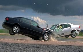 Смертность на дорогах Украины превышает смертность в зоне АТО