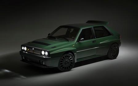 Снова здравствуйте: итальянцы возродили легендарную Lancia Delta Integrale