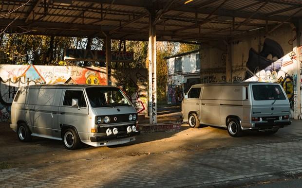 Сорокалетний «Транспортер» продают за 85 тысяч евро. С чего бы?
