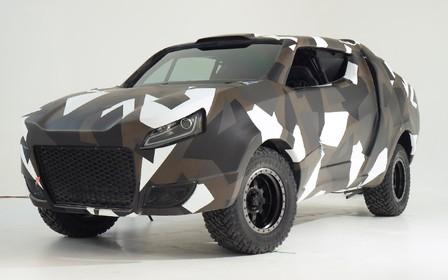 Создатели машин «Безумного Макса» доработали Volkswagen Amarok