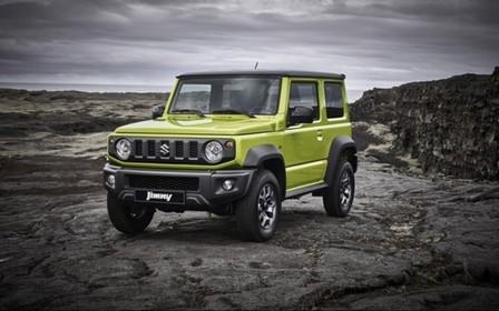 Спеціальна кредитна програма для купівлі Suzuki Jimny! Ставка 0,01%* річних на 6 років!