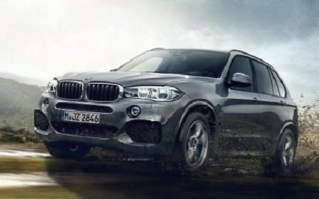 Спеціальна пропозиція на автомобілі BMW X5.