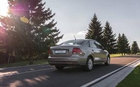 «Спеціальна пропозиція на автомобілі Polo sedan»