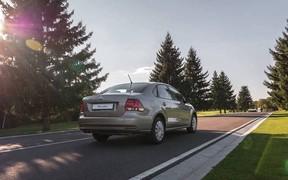 Спеціальна пропозиція на автомобілі Polo sedan