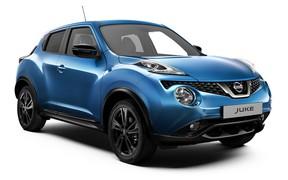 «Спеціальна пропозиція на оновлений Nissan Juke»