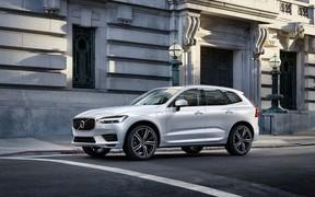 «Спеціальна пропозиція на Volvo XC60 Momentum»