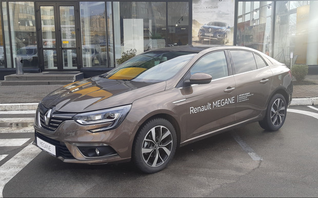 Спеціальна пропозиція від Кий Авто на Renault Koleos та Renault Megane